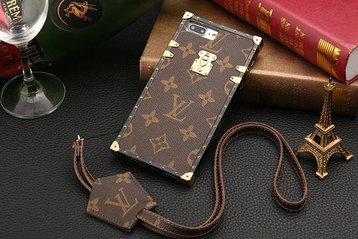 huge discount ae9f7 1354b louis vuitton eye trunk case for iphone X/8/7/6s/plus cover coque ...
