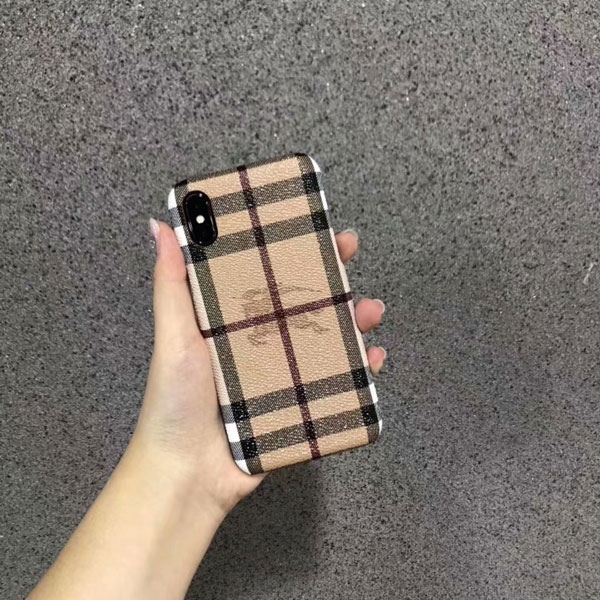 pretty nice 7eaf5 61b5c classic burberry phone case iphone x xs xr xs max 6 6s 7 8 plus case ...