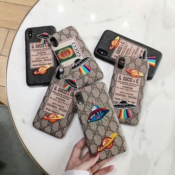Ufo Gucci Iphone X Xs Xr Xs Max 6 6s 7 8 Plus Case Cover Yescase
